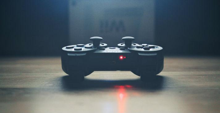 ゲーム機のコントロール